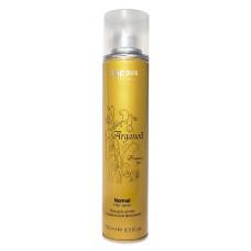 """Kapous. Лак аэрозольный для волос нормальной фиксации с маслом Арганы серии """"Arganoil"""""""