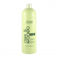Kapous. Бальзам увлажняющий для волос с маслом авокадо и оливы
